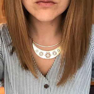 Jewelry - Short Gold necklace from Macy's